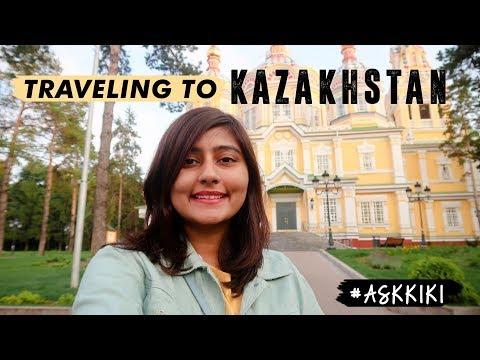 TRAVELING TO ALMATY, KAZAKHSTAN | Q&A #AskKiki