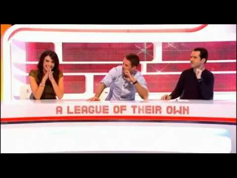 Freddie Flintoff singing Snooker Loopy - A League Of Their Own