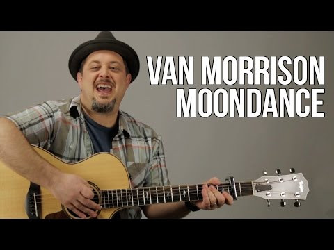 How To Play Van Morrison - Moondance
