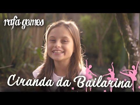 CIRANDA DA BAILARINA Chico Buarque - RAFA GOMES COVER