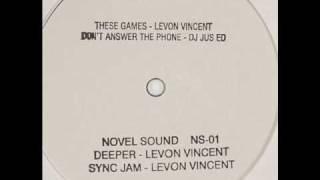 Levon Vincent - These Games