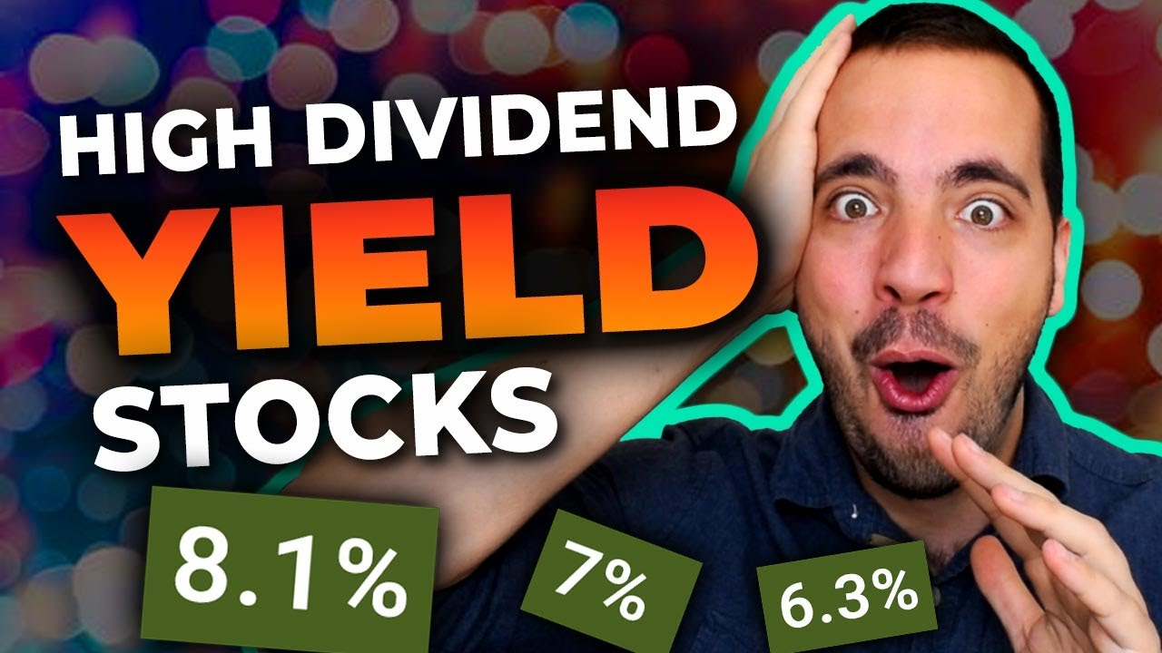 5 High Dividend Yield Stocks that Will Pay You Money NOW 💲💲💲 High Passive Income 2020