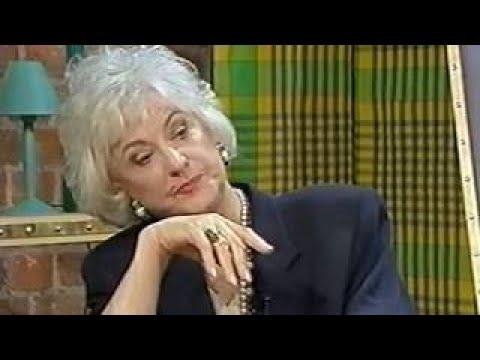 Bea Arthur & June Whitfield  Good Morning, 1993