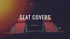 Do You Need Universal or Custom Fit Seat Covers?