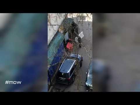 Грубое задержание полицией мужчины в Бирюлево. Начата Проверка