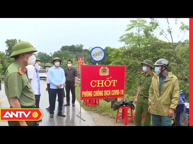 Hà Tĩnh: Kiểm tra phòng chống dịch Covid-19 tại huyện Hương Sơn   ANTV
