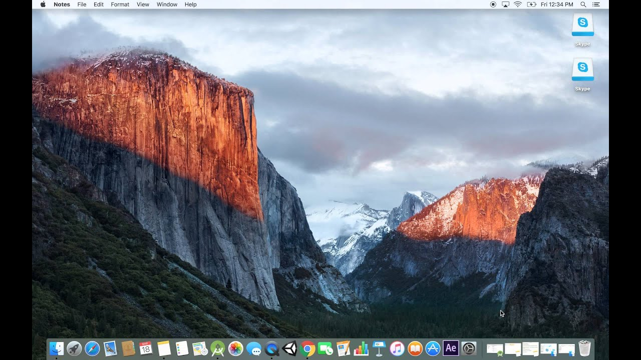 how to install skype on mac yosemite
