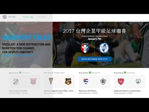 Mycujoo: a new distribution and monetization channel for sports content?