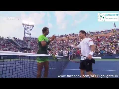 Rafael Nadal vs Diego Schwartzman  US OPEN 2015