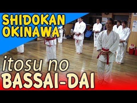 (Matsumura no Passai) BASSAI DAI - OKINAWA KARATE
