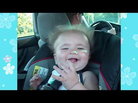 これらの面白いとぽっちゃりの赤ちゃんと10分笑う