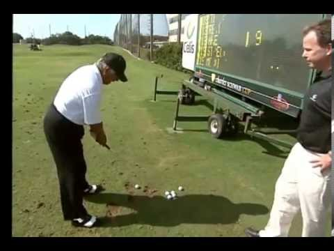 "Carl Lohren Golf  ""Lee Trevino on The Move"""