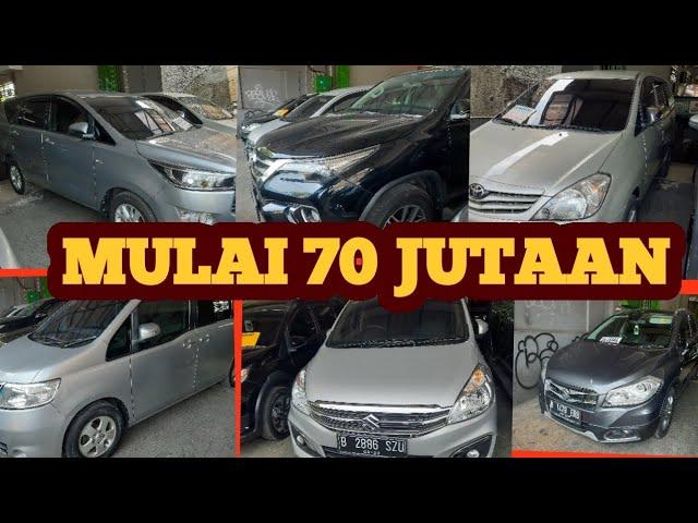 Jual Belii Mobil Bekas Mulai 70 Jutaan Showroom Jaya Baru Depok Youtube