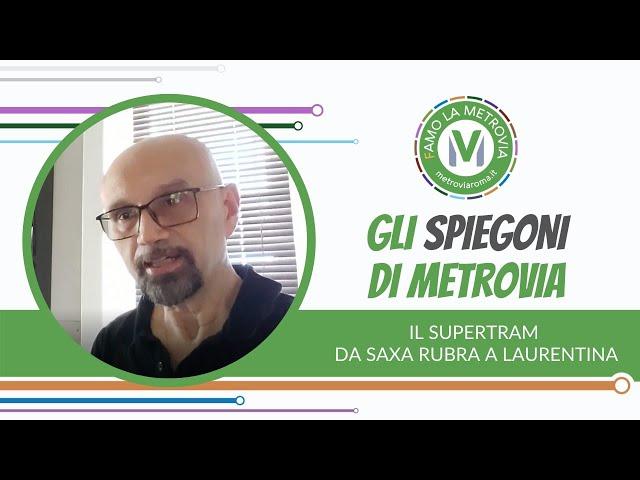 05 SAXA RUBRA LAURENTINA - Gli Spiegoni di Metrovia