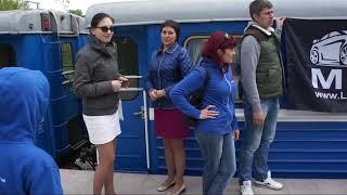 Mitsubishi Lancer X Club Детская железная дорога Минск Беларусь