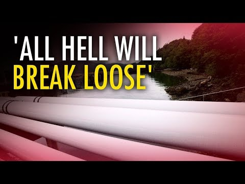 """Ezra Levant: Foreign-funded """"lawbreakers"""" plan to kill Canadian pipelines"""