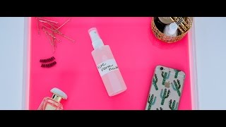 DIY Hair and Skin Aloe Vera Mist | Style Survival