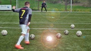 Best Free Kicks Montage | Vol.22 | CR7 vs. Beckham Shots | freekickerz