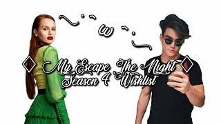 Escape the Night Season 3 My Way || Bloxburg - Смотреть