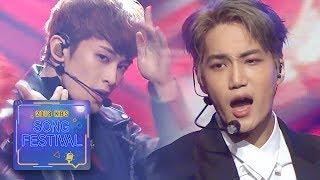 EXO + NCT - Monster [2018 KBS Song Festival]