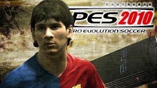MUCHOS NO JUGARON AL PES 2010 DE PS2... ¡¡LO QUE SE PERDIERON!! | PES 2010 Gameplay PS2
