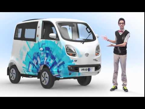 Tata Motors -  IRIS ELECTRIC - Auto Expo 2014