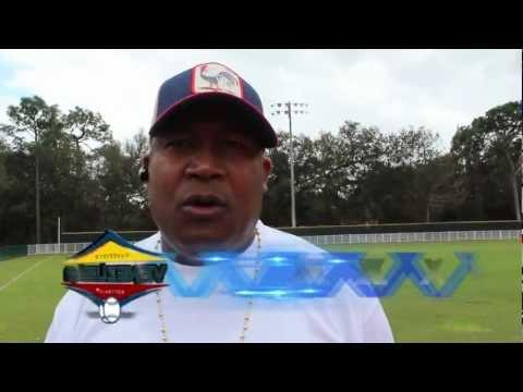 Excellent vs El Dorado - ASA Tournament 2013 - Fastpitch Venezuela