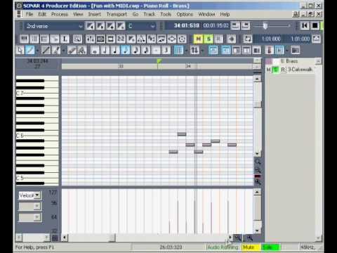 MIDI Janie Runaway