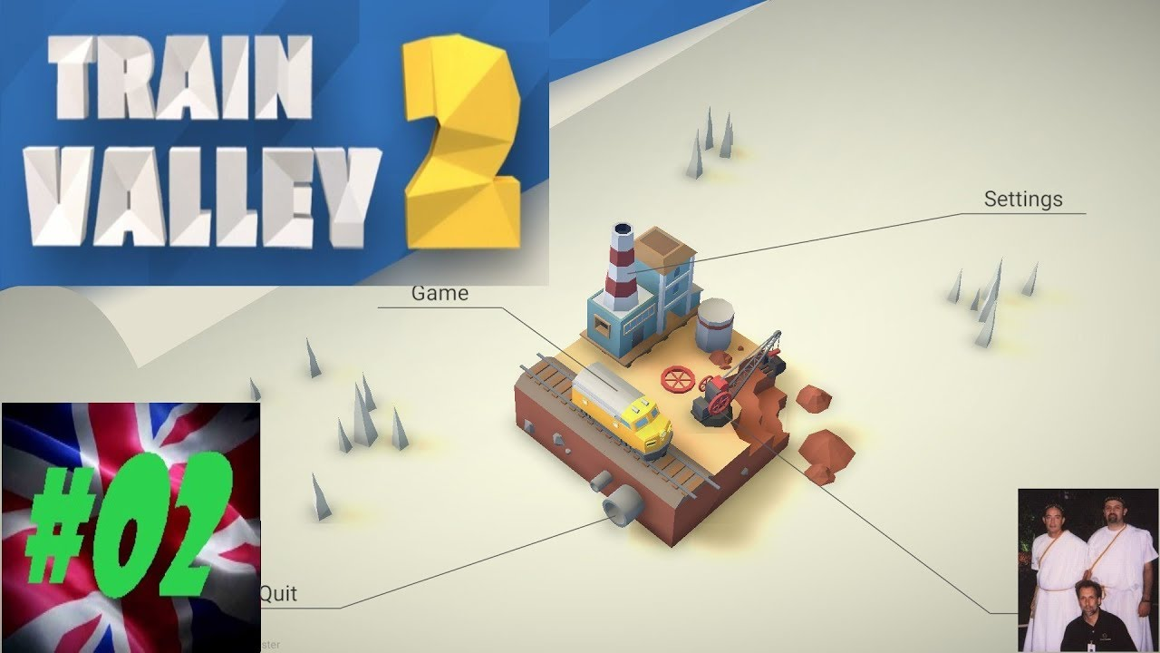 Train Valley 2 #2 - The Farm #1