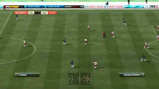 Fifa 12 - Argentina Highlights [ARABIC COMMENTARY]الشوالي