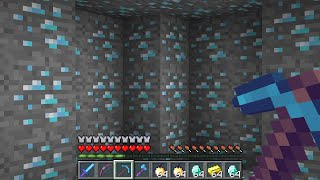 Minecraft UHC but I increased the DIAMONDS by 1,000x...