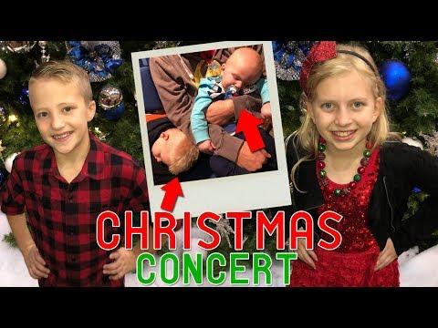 Alyssa & David's First Concert!