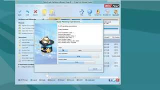 видео mini tool partition wizard