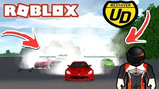 ROBLOX: Ultimate Driving Westover Islands (update)-realistic smoke, drift and erasers...