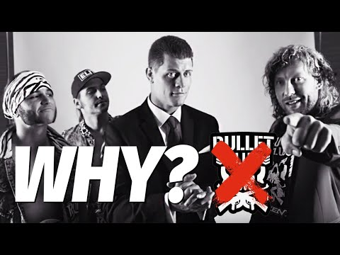 Why The Bullet Club Is No More