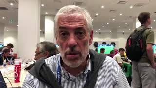 Entrevista a periodista argentino Jorge Barraza