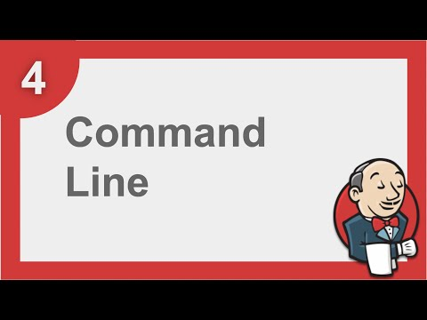 Jenkins Beginner Tutorial 4 - How to use CLI (command line interface)