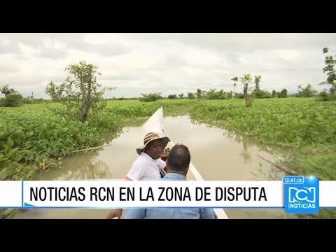 Los territorios que se disputan el ELN y las Autodefensas en Chocó