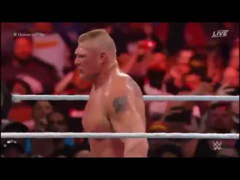 Download Brock Lesnar Vs Finn Balor FULL MATCH 27/01/2019 - WWE Royal Rumble 2019