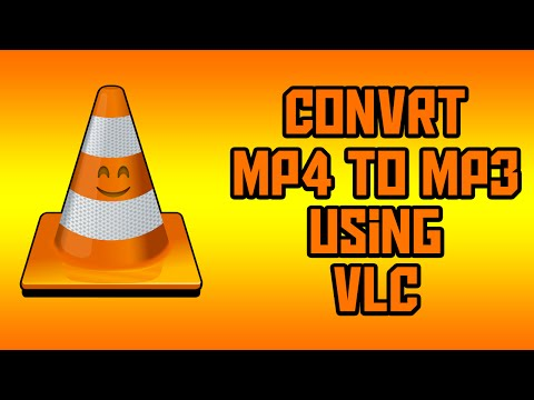 How to Convert MP4 to MP3 Using VLC Midea Player [ Urdu / Hindi ]