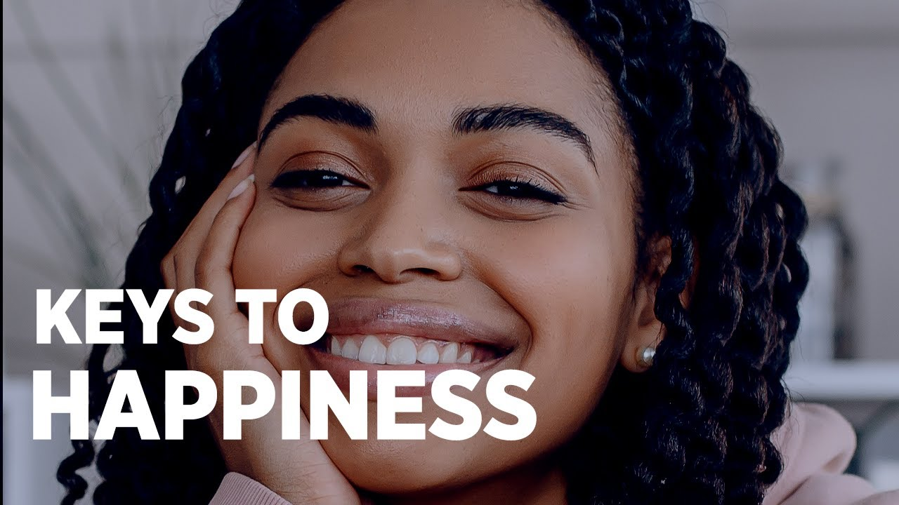 KEYS TO HAPPINESS:  2020 Motivational Video