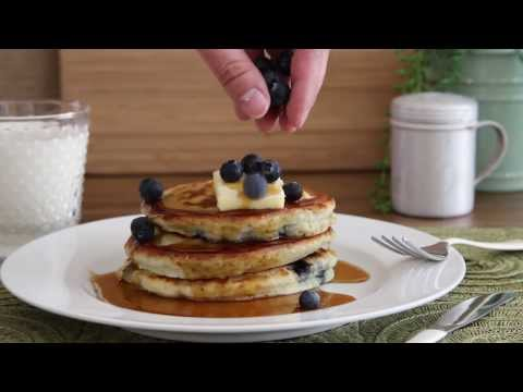 How to Make Blueberry Pancakes | Pancake Recipe | Allrecipes.com