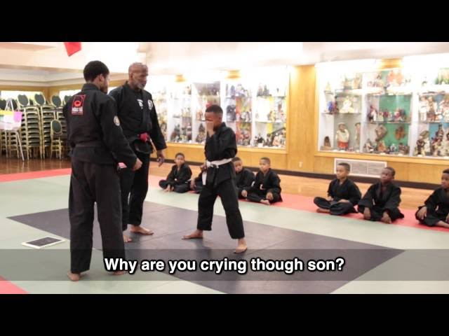 karate sucks Wilson