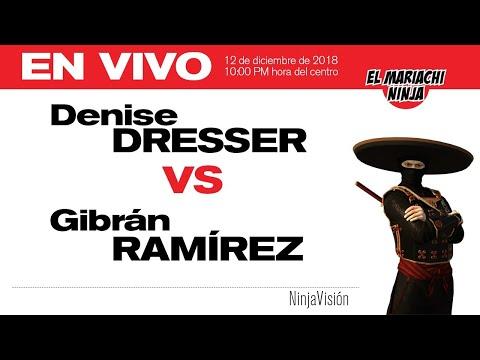 Denise Dresser VS Gibrán Ramírez
