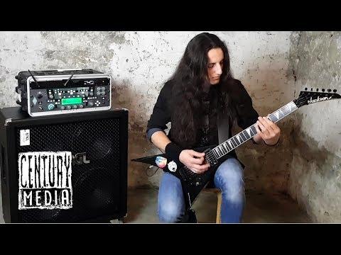 BONDED - Je Suis Charlie (Guitar Playthrough)