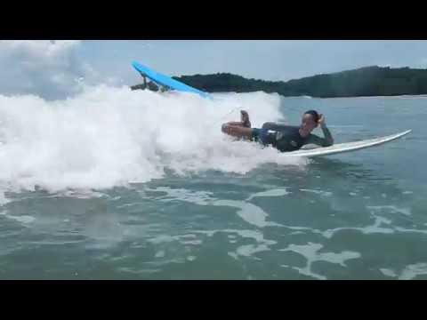 Surf trip to Koh Phayam, Thailand