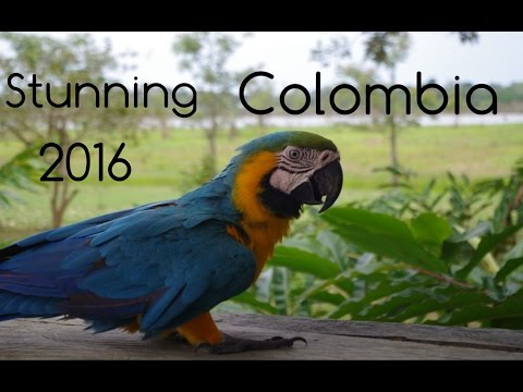 Stunning Colombia 2016