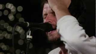 Father John Misty Hollywood Forever Cemetery Sings Live On KEXP