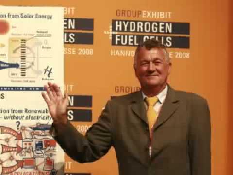 Arno A.Evers - Energiewende auf der Erde  | Kulturstudio KLARTEXT No 50