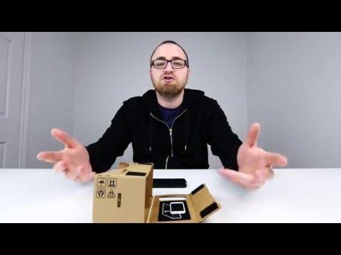Как работает Google Cardboard?